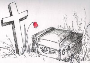 Read more about the article Teatterissa: Kauppamatkustajan kuolema