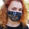 Maski kangas kultaruusu - Havinan
