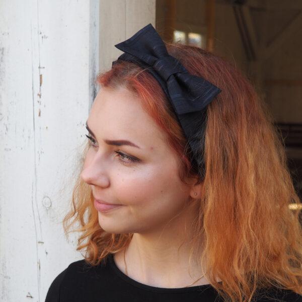 Rusettipanta musta isorusetti - Havinan