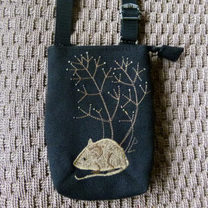 Pikkulaukku Kultahiiri (309)